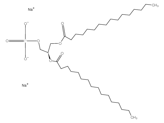 L-β,γ-DIPALMITOYL-α-PHOSPHATIDIC ACID DISODIUM SALT